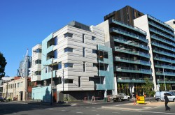 Argyle Apartments, Carlton